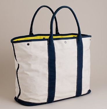 Great Monogrammed Personalized Beach Bag
